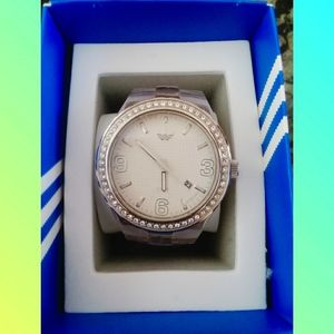 In box Adidas bling watch
